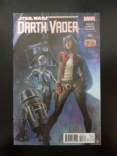 Darth Vader #3: 1st Doctor Chelli Aphra