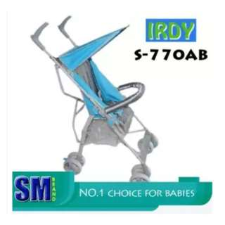 #15 IRDY 2-way Umbrella Stroller with Safety Bar
