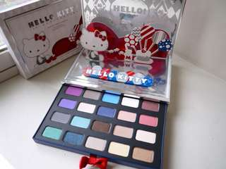 🚚 Hello Kitty's Kind of Party ft. the Hello Kitty Pop-Up Party Limited Edition Eyeshadow Palette Sephora
