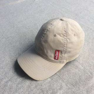 LEVIS ORIGINAL BASEBALL CAP CREAM