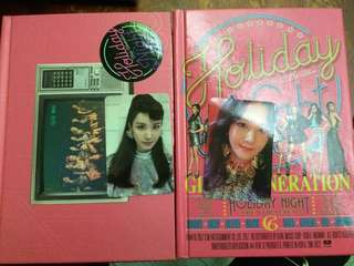 SNSD Album (Holiday/ Night)