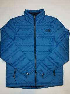 The North Face bubble jacket