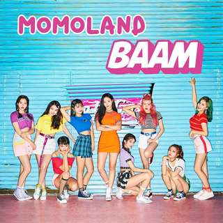 [Pre-order] MOMOLAND 모모랜드 4TH MINI ALBUM 4TH 미니앨범 - FUN TO THE WORLD