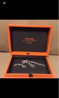 Hermes 925 bracelet - $2680 price for ltd time only