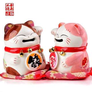 Fortune cat jsgf one pair 笑脸猫