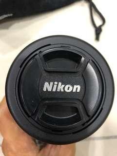 Nikon 55-200 4-5.6 VR