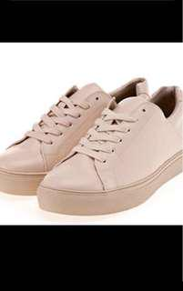 Nuovo Pastel Pink Shoes