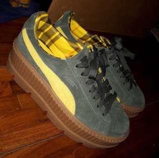 急售!puma fenty 厚底鞋
