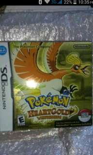 Pokemon heartgold complete