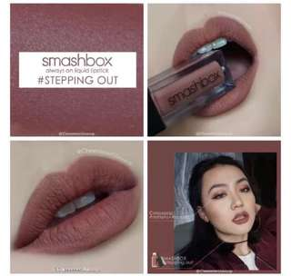 Smashbox 液態唇釉