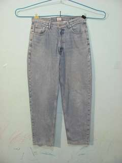 CALVIN KLEIN jeans made in MEXICO