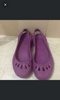Crocs Purple