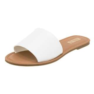 White Cosima Sandals