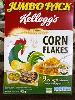 Kelloggs 500g - 4 packs
