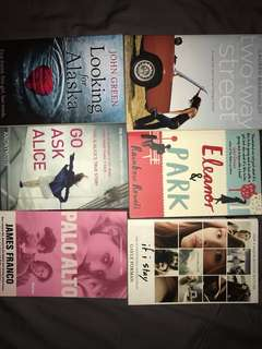 YA/Teen Books