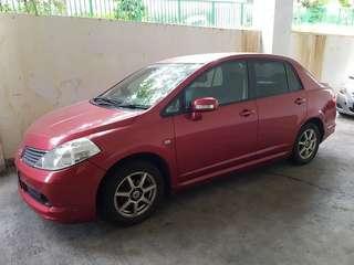 Nissan Latio Sedan Auto 1.5
