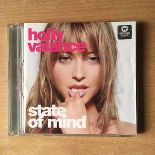 🚚 State of Mind (Holly Valance CD Music album)