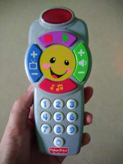 Fisher Price Remote toy