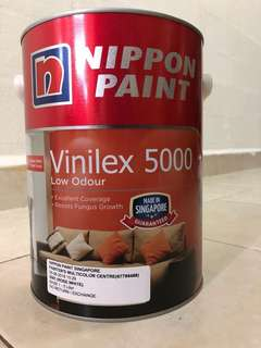 Nippon Paint // Rose White