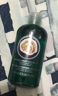 sabun the body shop