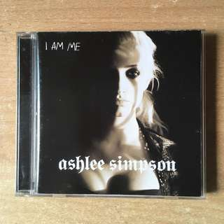 Ashlee Simpson I Am Me Music CD