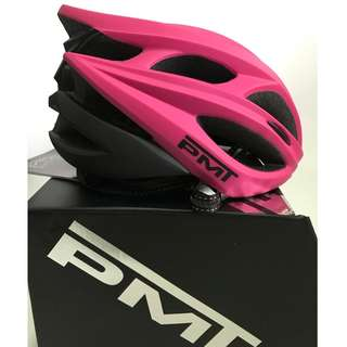 PMT Bicycle/Cycling Helmet with Ultralight Breathable Design Mountain/Road Bike Helmet (Pink)