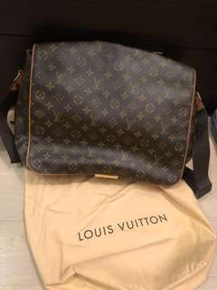 LV Louis Vuitton Messenger Bag 斜咩袋
