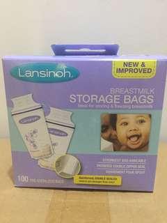 Lansinoh Breastmilk Storage Bag