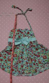 Dress for infant to 2yo