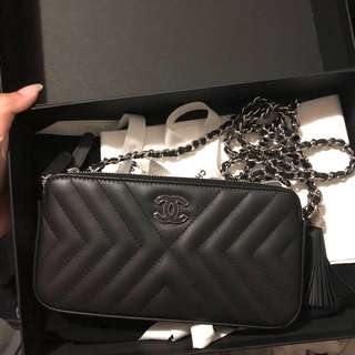 Chanel WOC 新款 流穌 袋