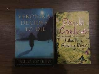 Paolo Coelho books