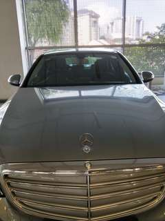 Mercedes-Benz C200 Saloon Auto Exclusive