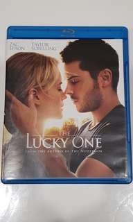 🚚 (Blu-ray) The Lucky One