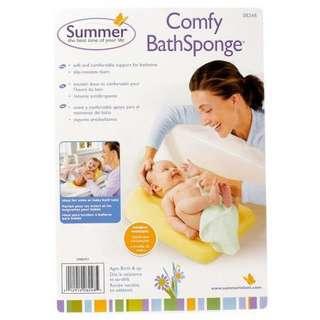 Comfy Bath Sponge by Summer