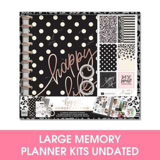 🚚 Happy Memory Keeping™ BIG Box Kit - Happy Life