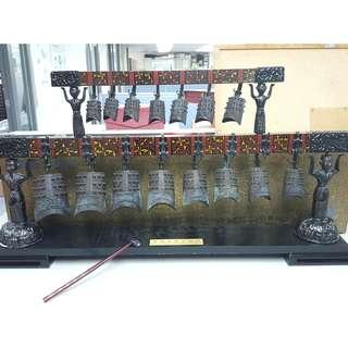 西安青銅樂器裝飾