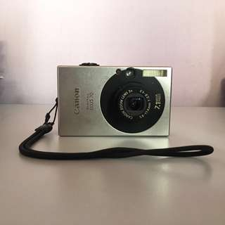 Canon Digital Ixus 70