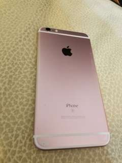 Apple IPhone 6s Plus (Rose Gold) -Pink