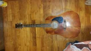 Epiphone Acoustic Guitar (No Bag)