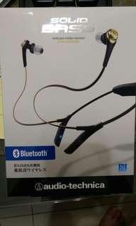 鐵三角無線立體聲耳機麥克風組ATH-CKS550BT