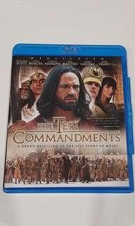 (Blu-ray) The Ten Commandments