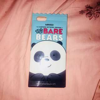 MINISO WE BARE BEARS CASE for iPhone 6/6s