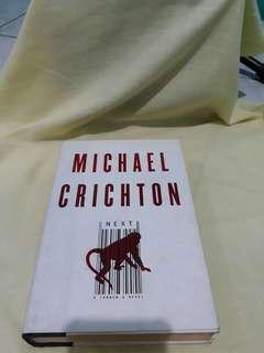 MICHAEL CRICHTON - NEXR