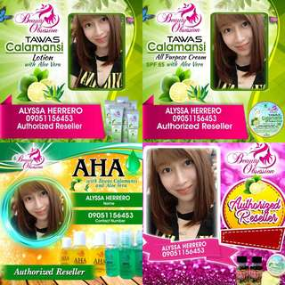 TAWAS CALAMANSI PRODUCTS BY BEAUTY OBSESSION