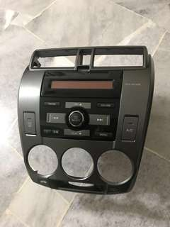 Honda City Original Audio Player & Casing