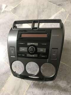 Honda City Original Audio Player & Casing