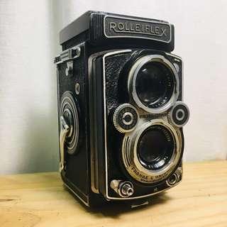 🚚 <再降!>Rolleiflex 祿萊 雙眼相機 底片相機