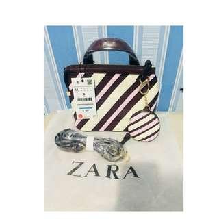 ZARA Hand Bag w/Sling