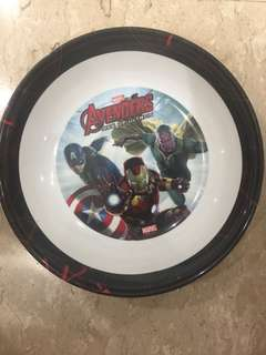 Superware melamine Avengers 19cm x H5.5cm