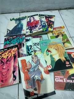 (Random) Manga/Komik
